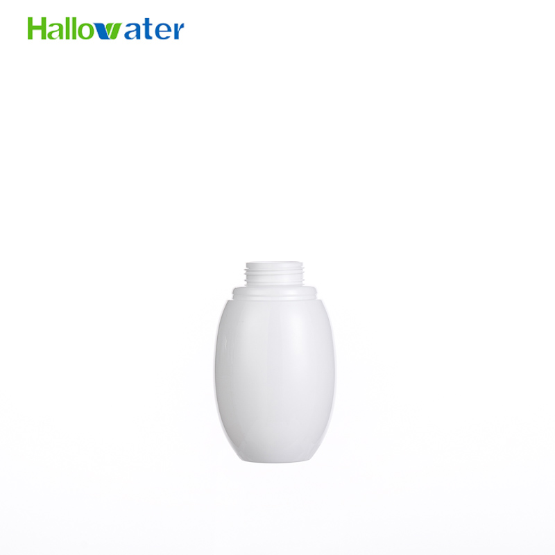 plastic sphere shape foam pump bottle