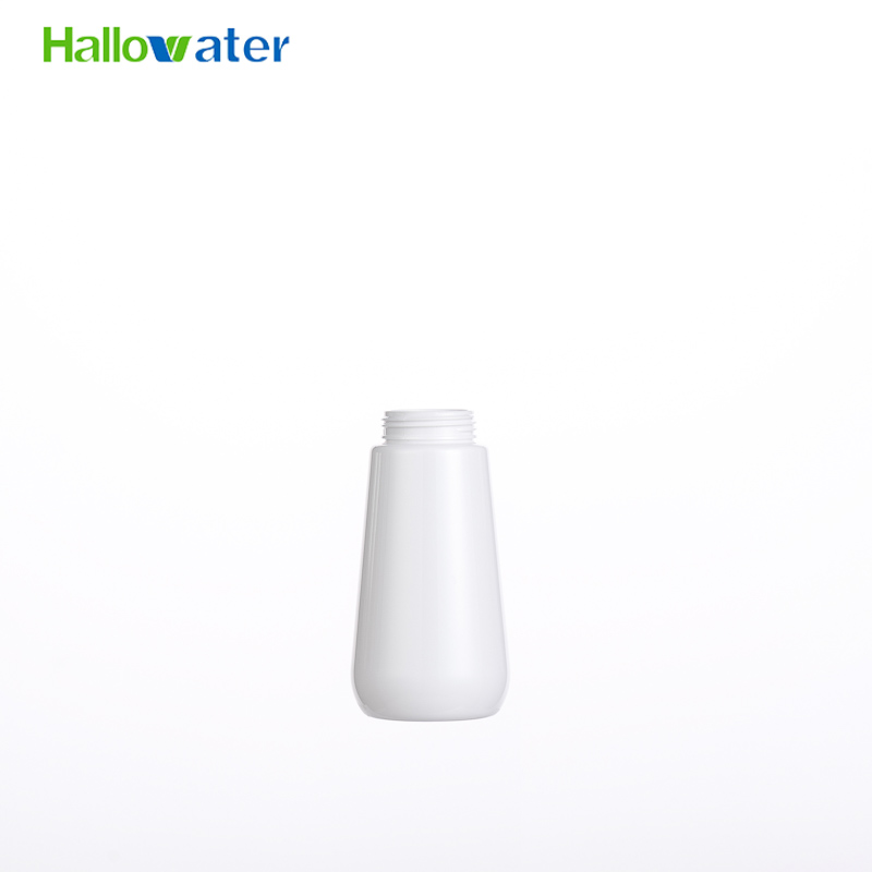 100ml plastic hand wash liquid cone shape foam pump bottle