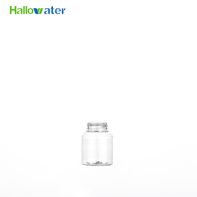 60ml small foam pump bottle special shape