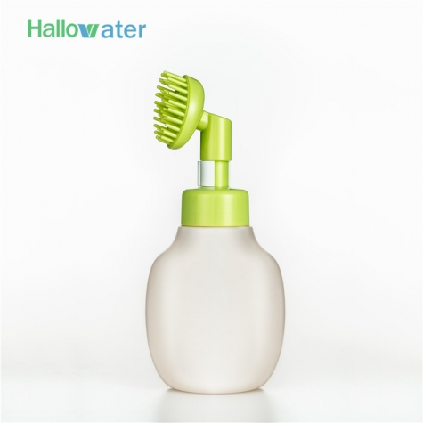 plastic foam pump for hair care