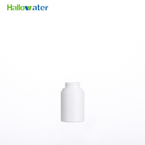 80ml 30mm Special Shape plastic travel size cosmetic foam pump bottle