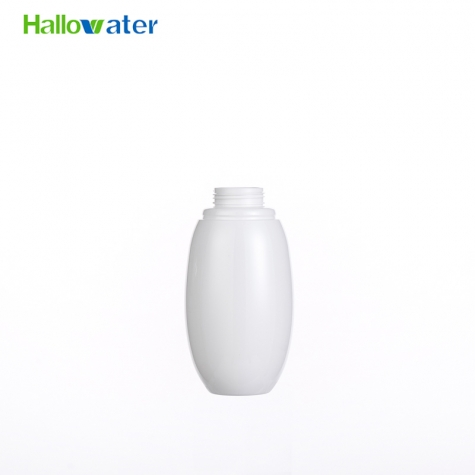 150ml 30mm Sphere Shape plastic travel size cosmetic foam pump bottle