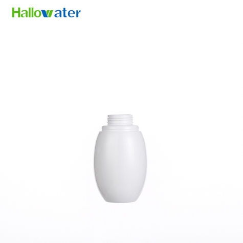 120ml 30mm Sphere Shape plastic travel size cosmetic foam pump bottle