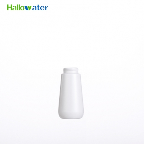 100ml 30mm Cone Shape plastic travel size cosmetic foam pump bottle