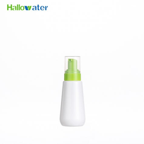 shampoo foam pump bottle