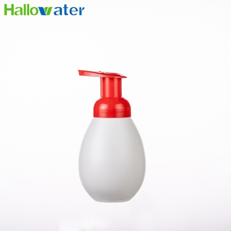 hand wash liquid foam pump bottle